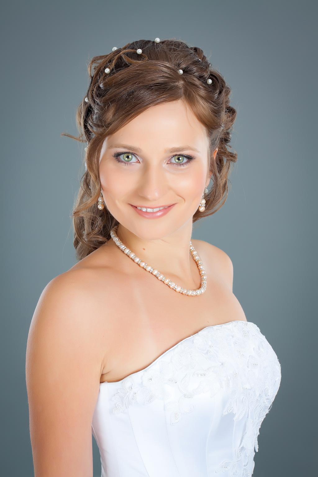 Фото свадебных причесок для детей